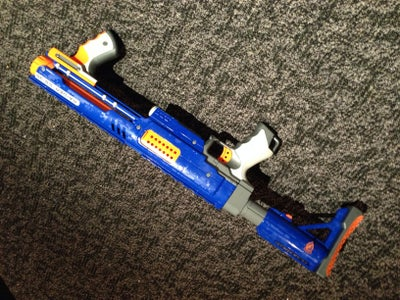 Nerf Gun Sights