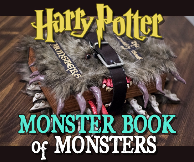 Picture of The Monster Book of Monsters