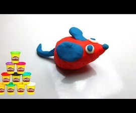 ►►►PLAY DOH MOUSE ◄◄◄