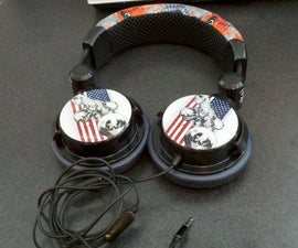 iHip Captain America Headphone-jack repair