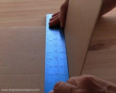 Cut and Bend Cardboard