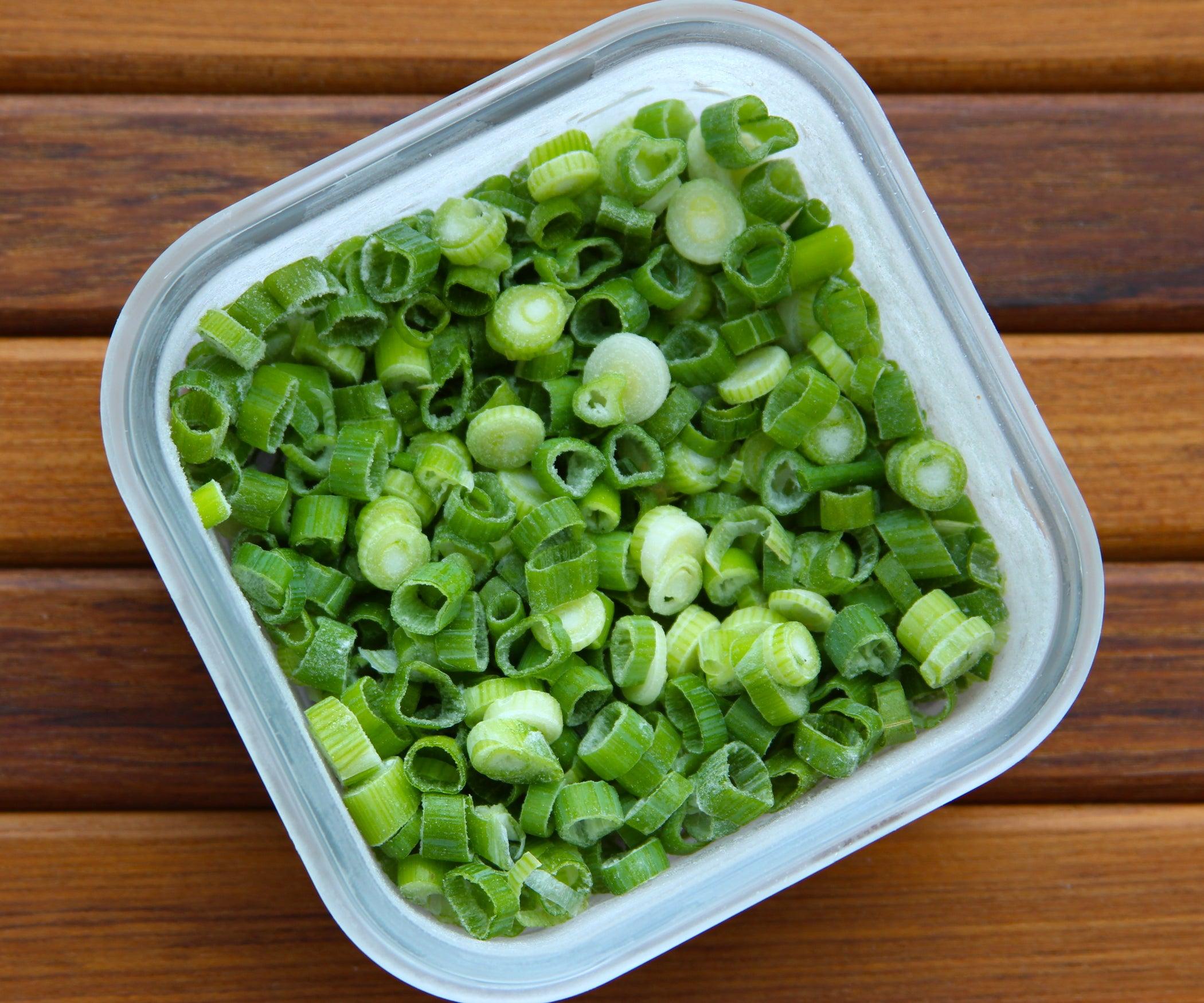зеленый лук на зиму рецепты с фото ранее