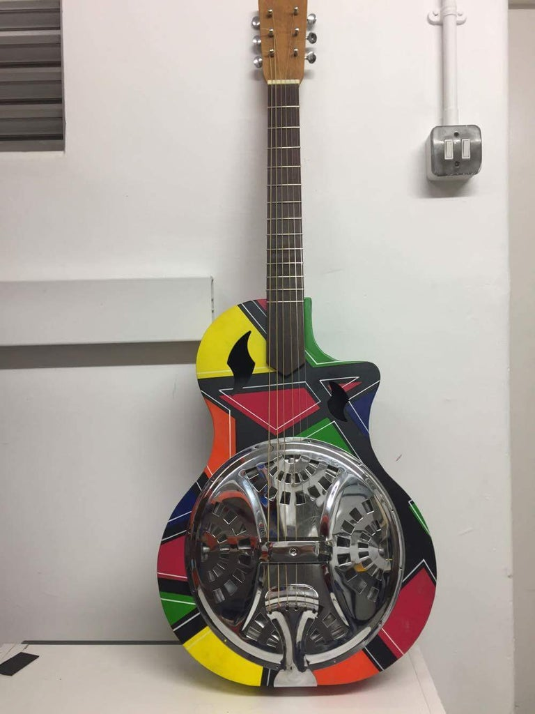 How to Make a Steel Body Resonator Guitar. : 15 Steps (with Pictures) -  InstructablesInstructables