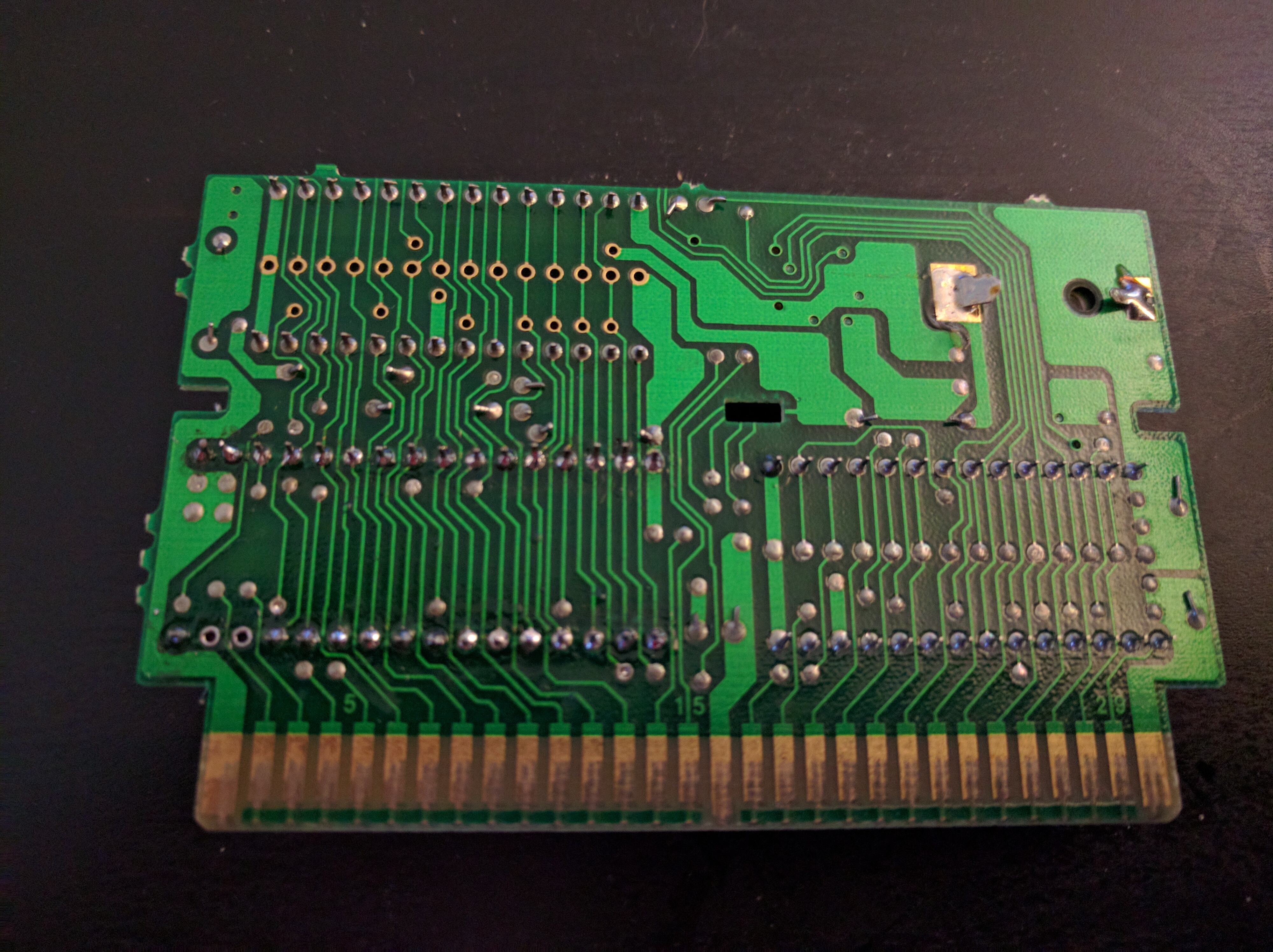 Picture of Installing the EPROM