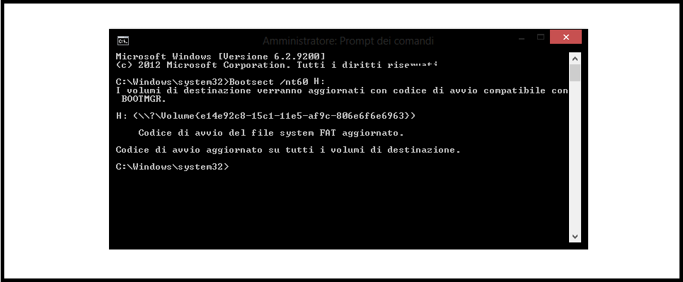 Picture of [5] Make Bootable Drive / Creare Il Disco Avviabile