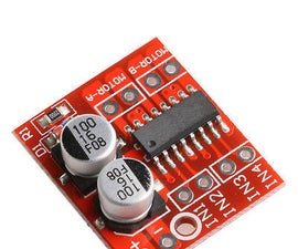 Tutorial for Arduino Mini DC Motor Driver Dual H-Bridge PWM Control (L293D)