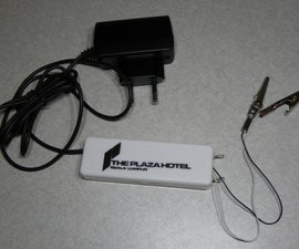 Simple Low Resistance Tester (Milliohmmeter)