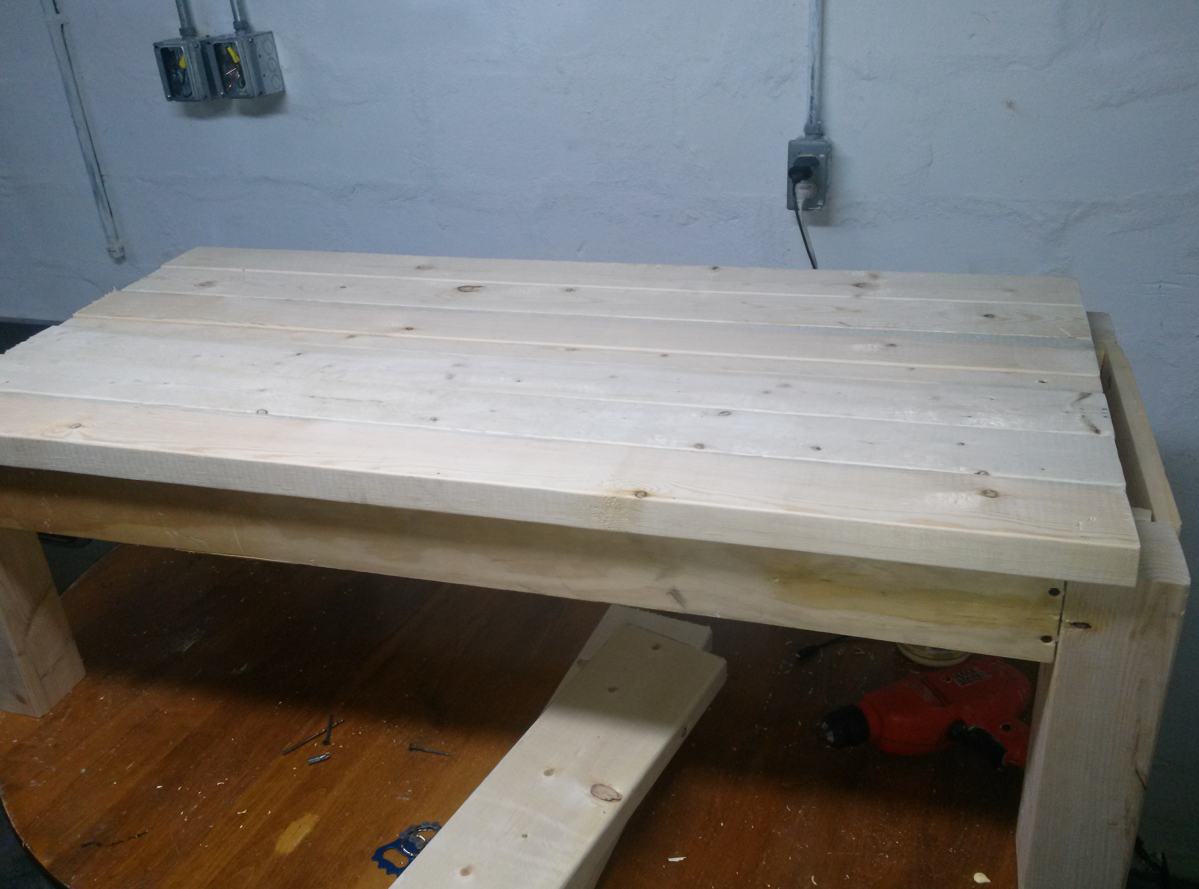 Picture of Attach the Top Boards