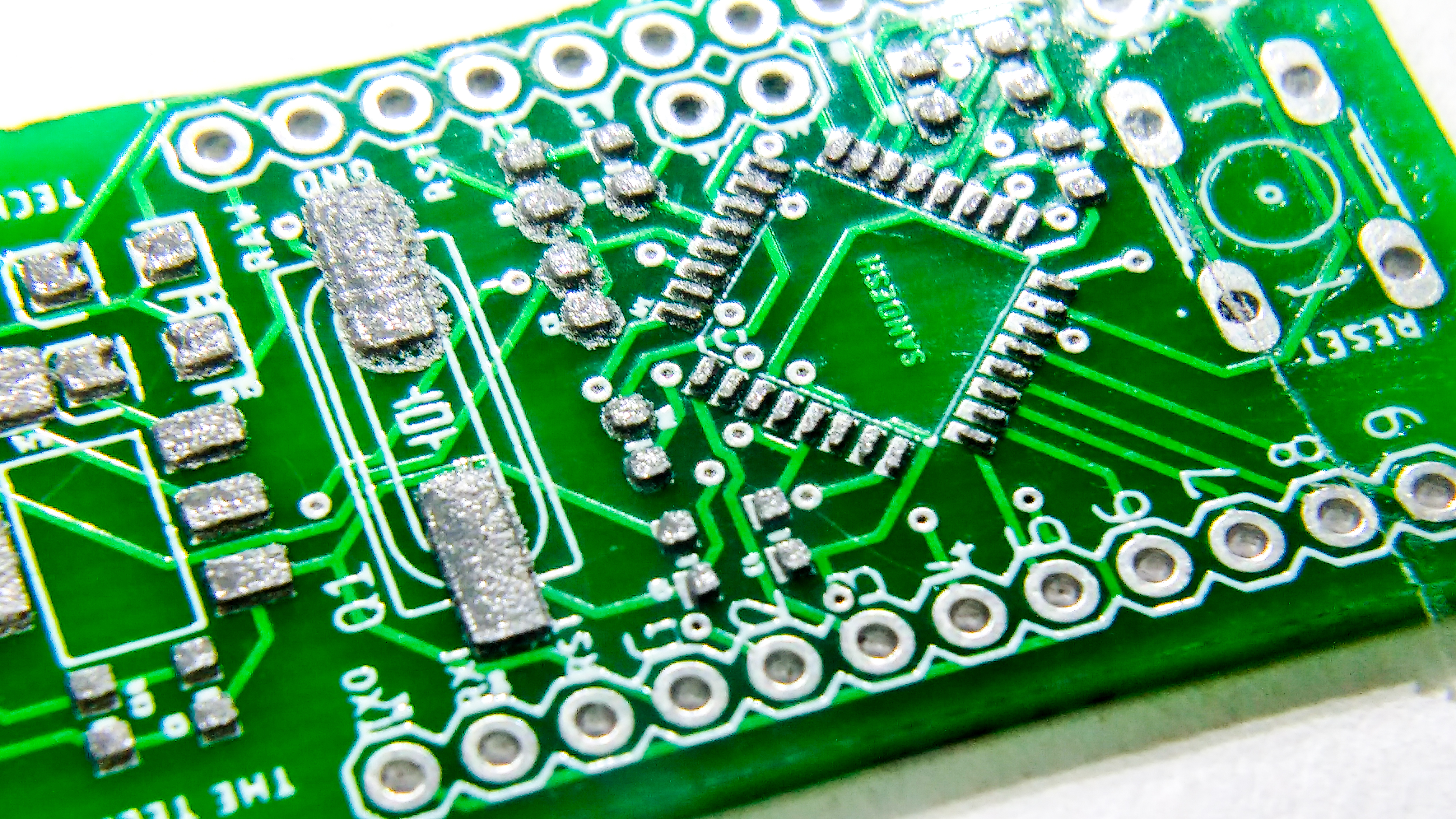 Picture of Hot Air Soldering