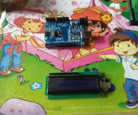 Running Text With Arduino