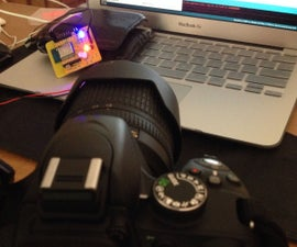 ESP8266+Smartphone Wireless Remote for DSLR with (possible) GPS for under $10