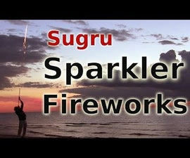 Poor Man's Fireworks   Sugru