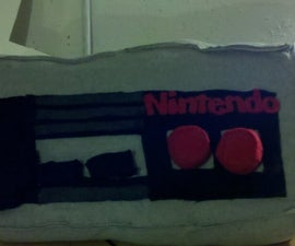 A Nintendo Controller Pillow that really works!
