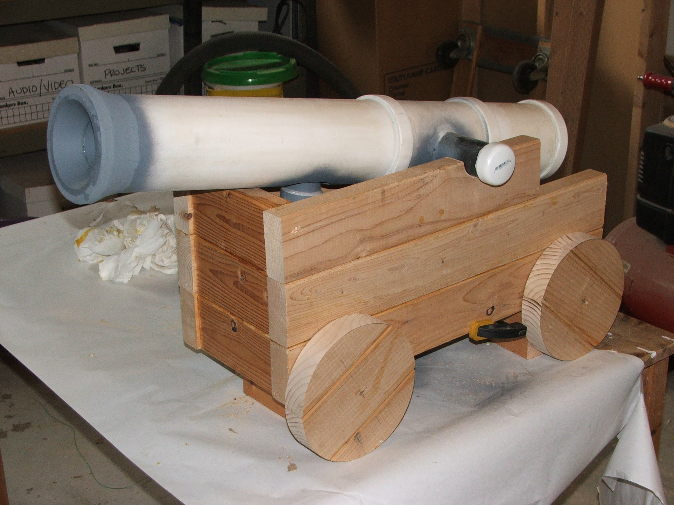 Picture of Building the Wheels
