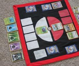 Pokemon Card Fabric Game Board