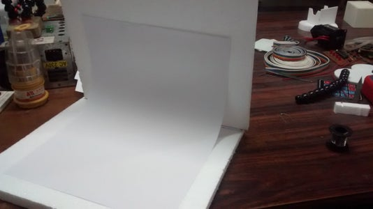 Click Amazing Photos of Your Projects(cyclorama)