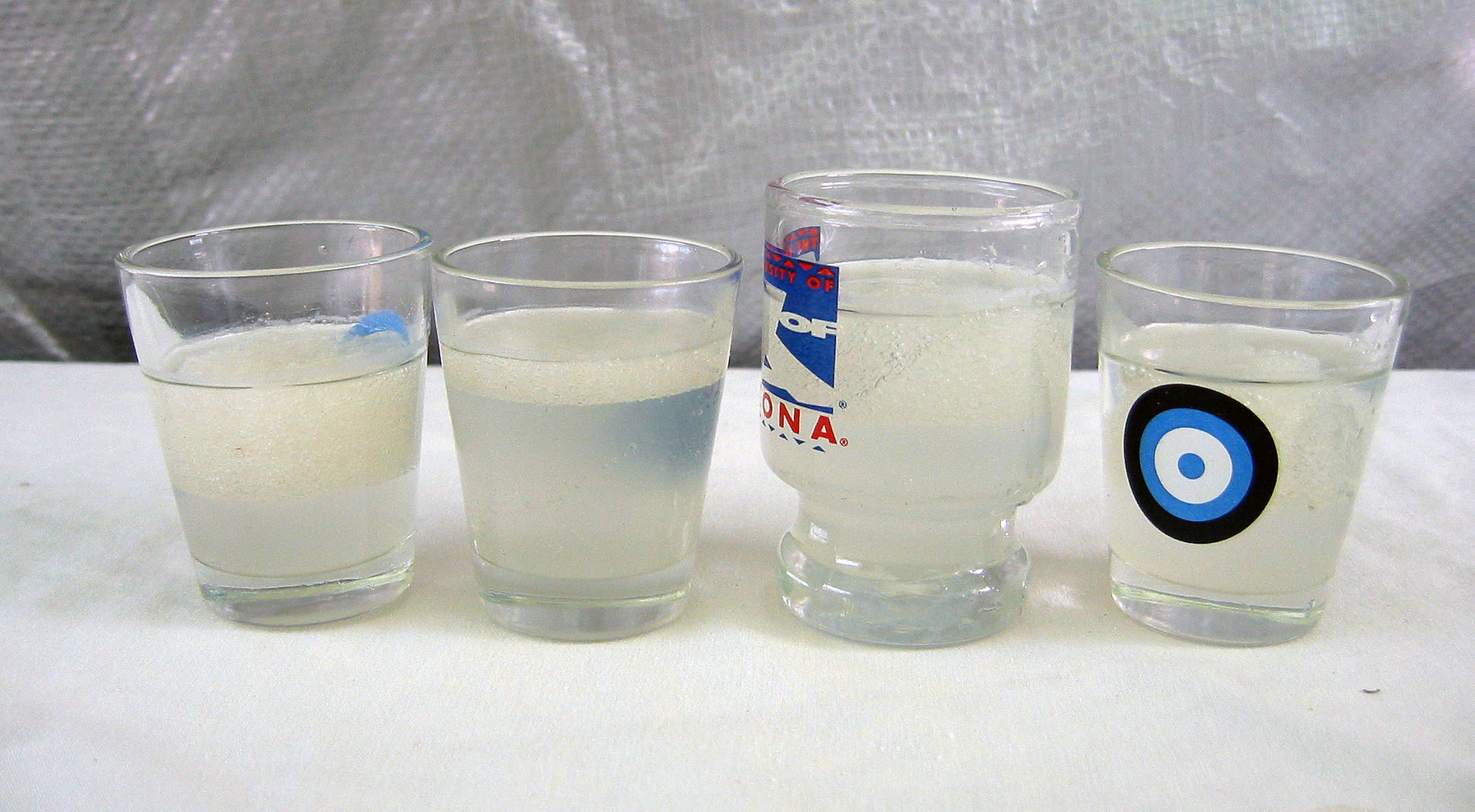 Picture of Separate the Toluene Layer