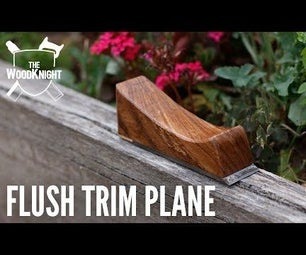 Flush Trim Plane