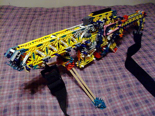 Picture of Favorite Knex Weapons 2009: Final Round