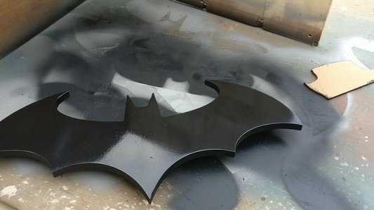 Priming and Painting.