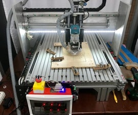 EVENT CNC ROUTER FIRST DESIGN