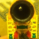 Bamboo/Knex CANNON
