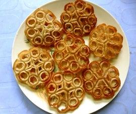 Achu Murukku: A Sweeter Version of Murukku Variety of South India