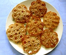 Achu Murukku: A Sweeter Version of Murukku Variety of South India