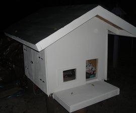 How to build a dog house w/ air conditioning
