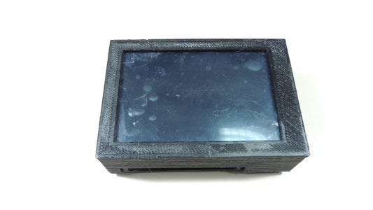 Raspberry Pi , RPi Display and Cases.