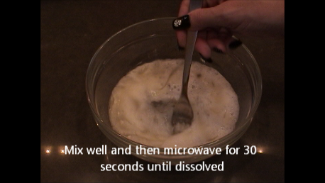 Picture of Making the Tentacle Gel