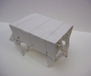 Paper Strandbeest Mk 2