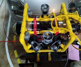 DIY Submersible ROV