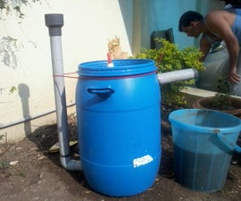 Biogas at Home- Cheap and Easy