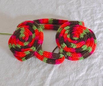 Line Everything Up on the Headband