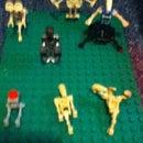 Lego Custom Robots
