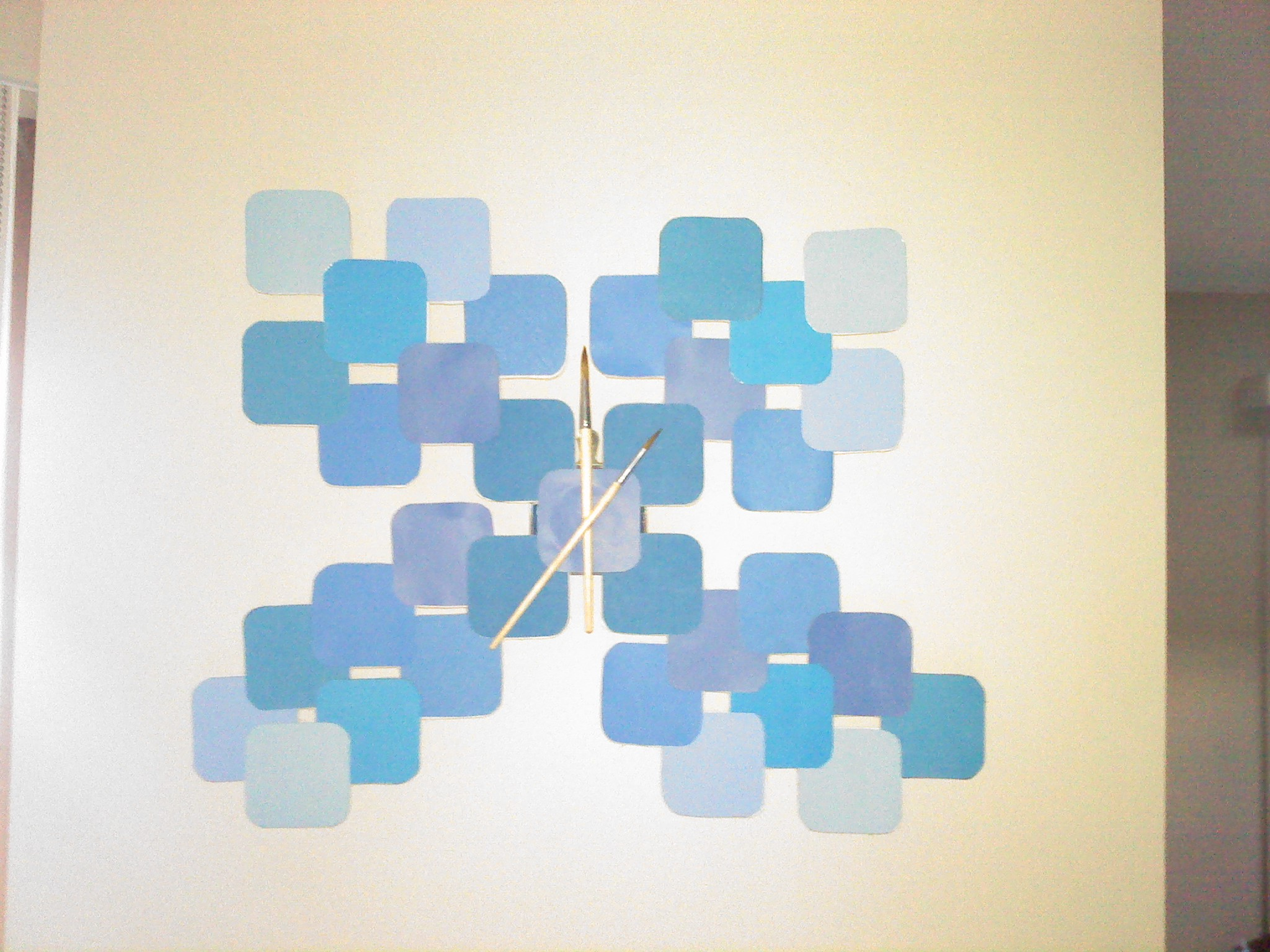 Picture of An Artists Clock