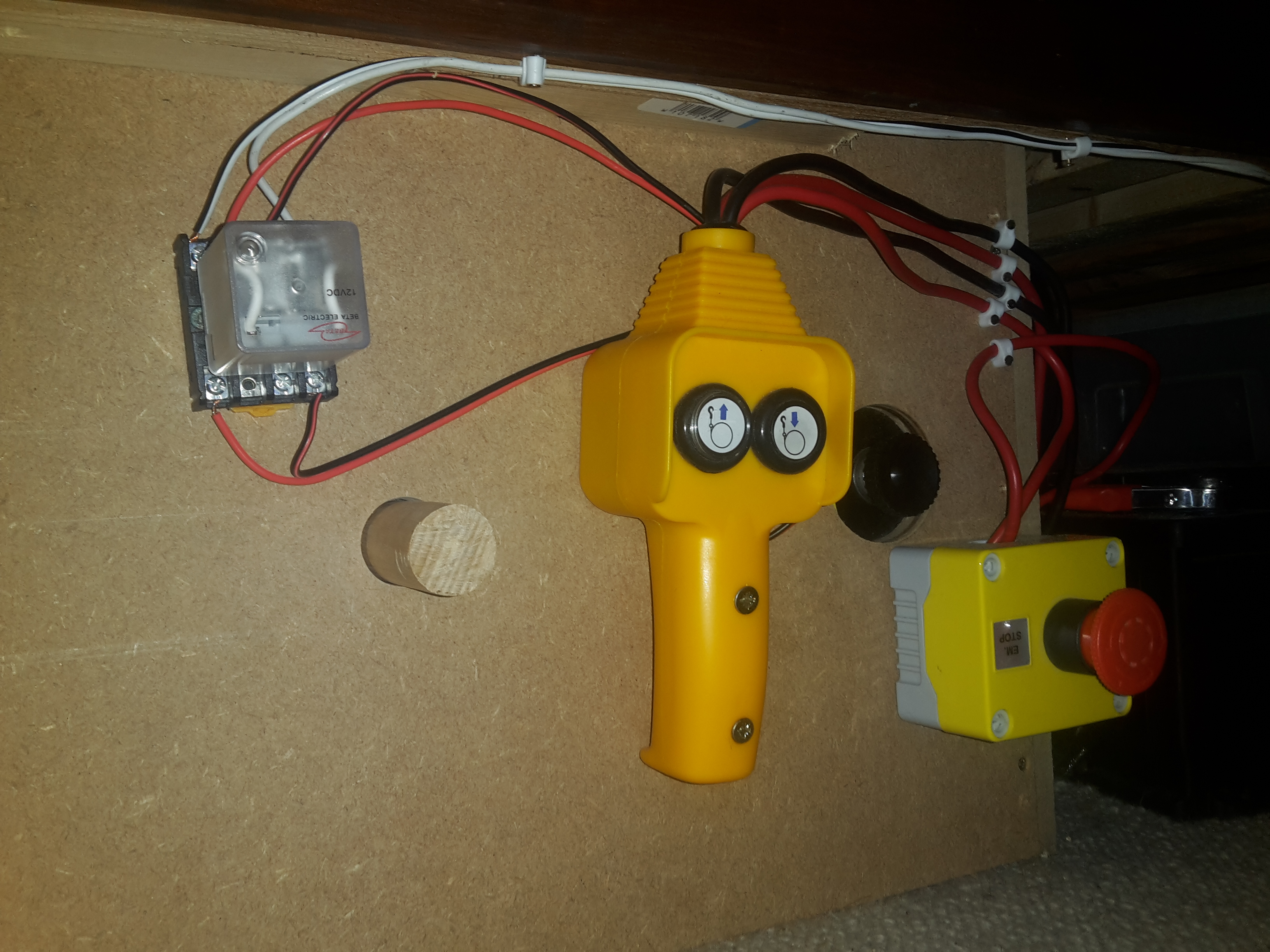 Picture of Hack Together the Electrics