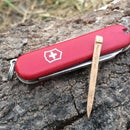Replacement Toothpick for a Swiss Army Knife