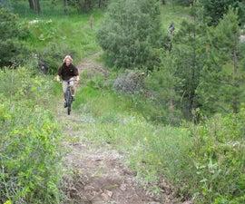 Bulid a Mountain Bike Trail