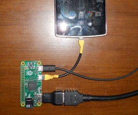 Raspberry pi Zero as USB to HDMI