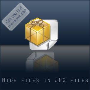 Hide File Inside the Image