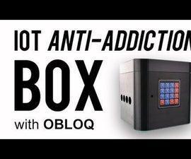 IOT Application Anti-addiction BOX