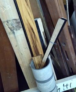 Soften the Wood Fibers