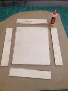Glue Together All Pieces