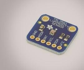 Lux Sensor TSL2561 (Raspberry Pi)