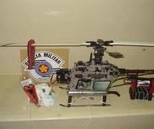 A CHEAP RC HELICOPTER
