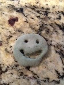 Salt Dough Smilies