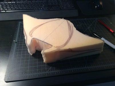 Sculpt Your Foam