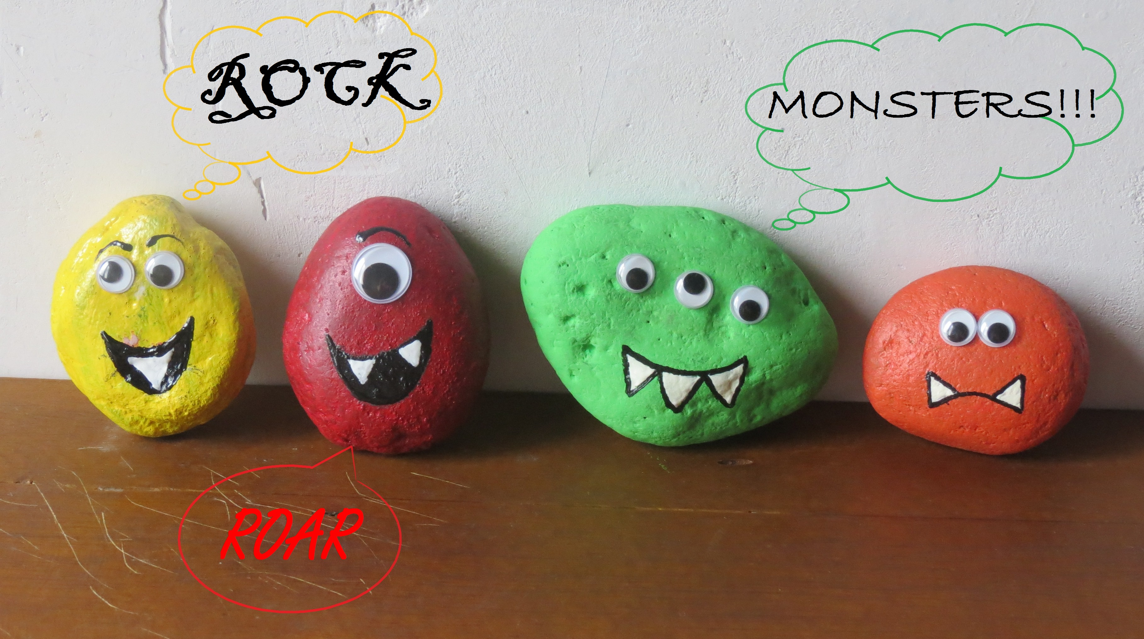 Picture of Rock Monsters